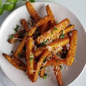 Air Fryer Carrots.