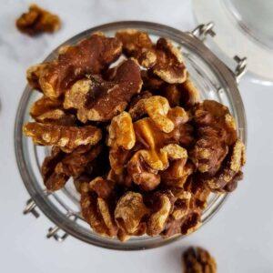 Roasted Walnuts.