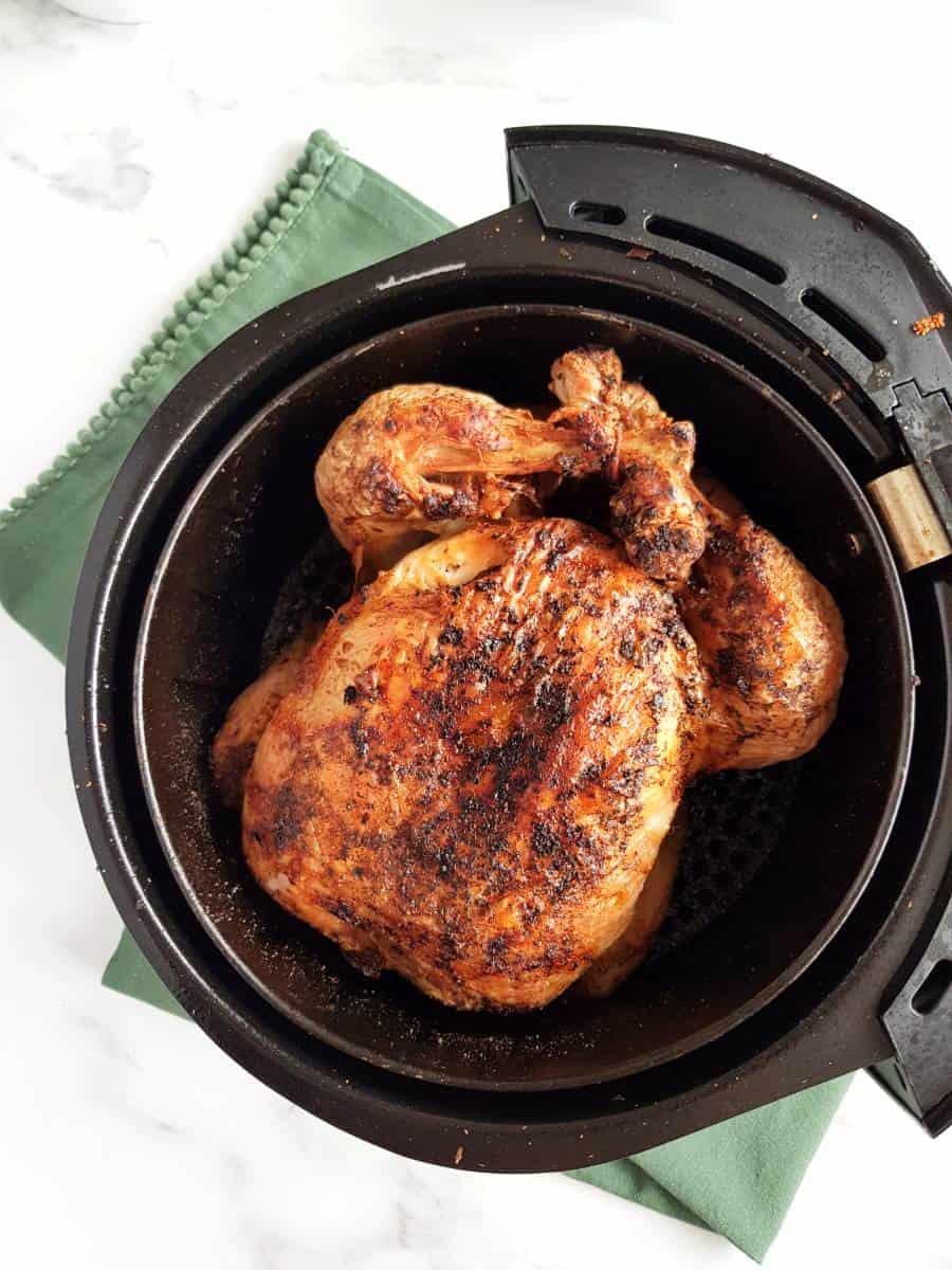 Air fryer whole chicken.