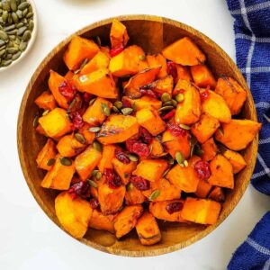 Air Fryer Butternut Squash.