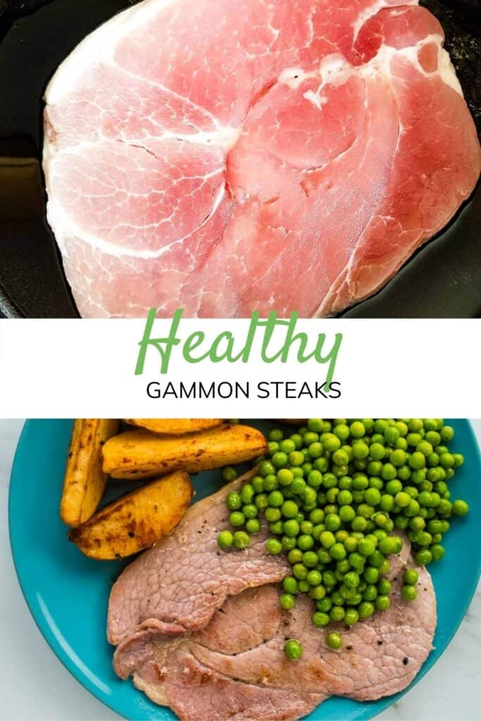 How to Cook Gammon Steaks   Hint of Healthy