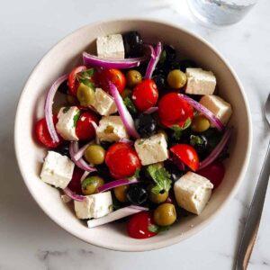 Olive Salad.