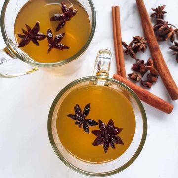 Star Anise Tea.