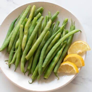 Instant Pot Green Beans.