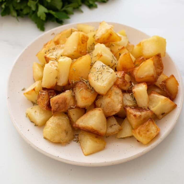Parmentier Potatoes.