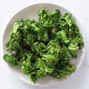 Air Fryer Kale Chips.