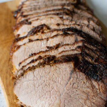 Air Fryer Roast Beef.