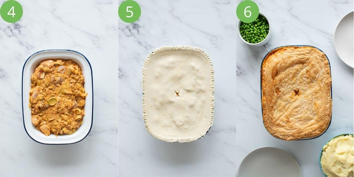 Steps 4-6 to make this recipe.