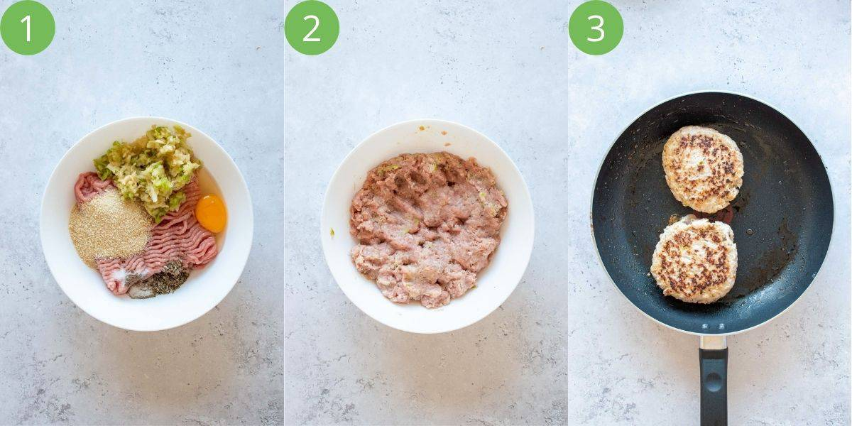 Step by step how to make this recipe.